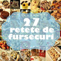 retete de furscuri Xmas Cookies, Biscotti, Diy And Crafts, Sweet Treats, Good Food, Food And Drink, Sweets, Homemade, Snacks