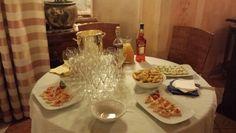 Piccolo speritivo prima di cena