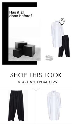 """Has it all done before?"" by aumorfia ❤ liked on Polyvore featuring Mode, le vestiaire de jeanne, Acne Studios und adidas"