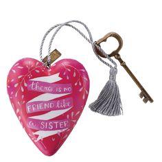 1003480035 Sisters Art Heart #sisters #love #enesco