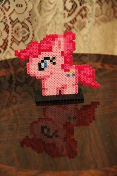 Chibi Pony Series  Pinkie pie by StormyandAkirasWorld on Etsy, $5.50