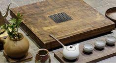 Weight Bamboo tea tray