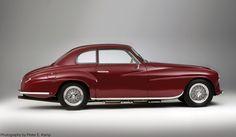 Ferrari 166 Inter (1948-50, Restored)
