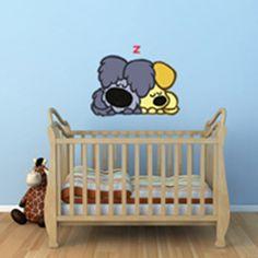 babykamer Woezel en Pip