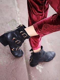 Jeffrey Campbell + Free People Shooting Arrow Ankle Boot at Free People Clothing Boutique