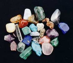 My passions for crystals and gemstones started when I was so young. We just fit together