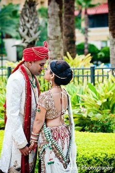 indian wedding portraits bride groom http://maharaniweddings.com/gallery/photo/12686