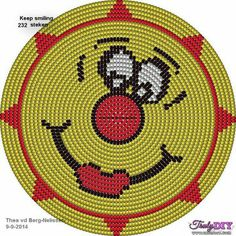 ergahandmade: 17 Best Motifs about Croche Wayuu, Tapestry + Video Tutorials Crochet Round, Crochet Home, Knit Crochet, Tapestry Crochet Patterns, Crochet Stitches Patterns, Mochila Crochet, Cross Stitch Pattern Maker, Knit Rug, Crochet Flower Tutorial