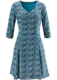 Bekijk nu:Stijlvolle jurk met 3/4-mouwen die met knoopjes versteld kunnen worden. Met een ritssluiting. Machinewasbaar.