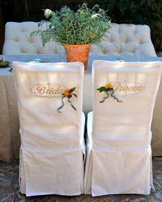 chair covers $95