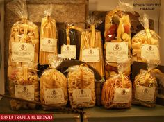 #Pasta #Shops around every corner in #Florence