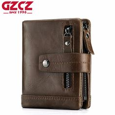 Genuine Leather  Wallets //Price: $30.98 & FREE Shipping //   #luxury