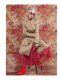 Linda Rodin i Jenny Hirschowitz w obiektywie Ari Seth Cohena Mature Fashion, Quirky Fashion, Trends 2018, Ari Seth Cohen, Advanced Style, Ageless Beauty, Rodin, Aging Gracefully, Old Women