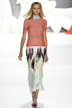 Carolina Herrera Spring-Summer 2013 Ready To Wear | 2013 Fashion Trends