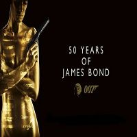 50 years of James Bond in the movies, one of my favorite fiction heroes of all times drinking Martinis, hitting villains of all kinds and seducing women. Long live 007!