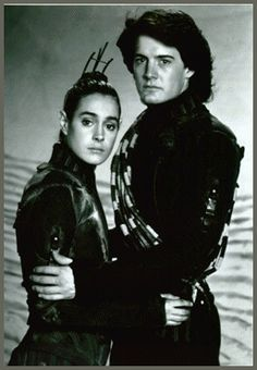 Dune: Chani & Paul Atreides (Muad'Dib)