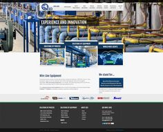 Industrial & Manufacturing Our Montreal Website development team has developed a wide range of Websites in the Industrial & Manufacturing industry. Discover our Montreal Industrial & Manufacturing Website portfolio below. Portfolio Website, Montreal, Innovation, Wire, Industrial, Cable