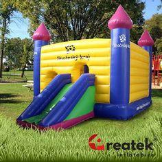 Výroba skákacích hradů pro děti REATEK Park, Fitness, Outdoor, Outdoors, Parks, Outdoor Games, The Great Outdoors