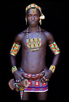 Ethiopia - Omo Valley | John Kenny  #world_cultures