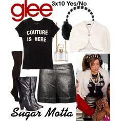 71 Best Glee Sugar Motta Fashion 8d8f1cdd0