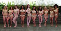 Curvy Katy Responds To VS Perfect Body Campaign