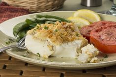 Five Star Fish Fillets - This restaurant-worthy seafood recipe only takes 15 minutes to cook up, making it the perfect weeknight dinner!