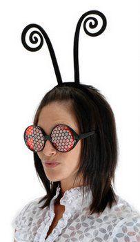 Black Curly Antenna Headband Bug Bee Fly Ladybug Bumblebee Costume Accessory NEW in Clothing, Shoes & Accessories Ant Costume, Firefly Costume, Apple Costume, Costume Hats, Diy Costumes, Halloween Costumes, Costume Ideas, Adult Halloween, Ladybug Costume