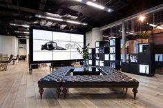 GHD Headquarters in London by Margolis Office Environments