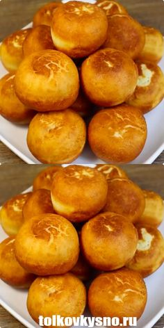 Only 4 ingredients! A neighbor shared the simplest donut recipe! The post Only 4 ingredients! A neighbor shared the simplest donut recipe! appeared first on Dessert Park. Easy Donut Recipe, Donut Recipes, Dessert Recipes, Cooking Recipes, Good Food, Yummy Food, Puff Pastry Recipes, Russian Recipes, Fish Dishes