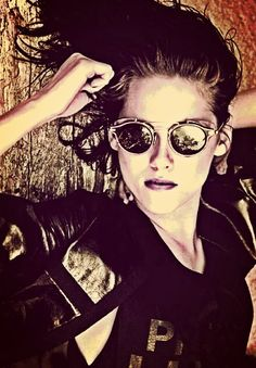 Kristen Stewart Elle UK 9/15 edit