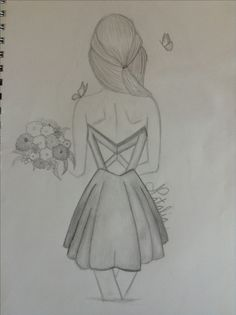 drawings of girls Bild - Art Sketches art sketches Bild Drawings girls Ballet Drawings, Bff Drawings, Girl Drawing Sketches, Sketchbook Drawings, Sketch Painting, Pencil Art Drawings, Cool Art Drawings, Beautiful Drawings, Easy Drawings
