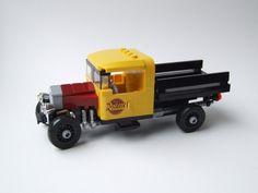 Vintage Lego Truck
