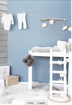 Aww mini toddler room this is adorable