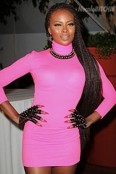 African Braids oh my goodness........cut ur nails thats really disgusting