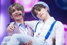 Joshua and Dino / cutest boys from Seventeen Dino Seventeen, Carat Seventeen, Seventeen Debut, Joshua Seventeen, Seventeen The8, Woozi, Wonwoo, Jeonghan, Baby Dino
