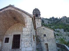 Church of Our Lady of Remedy, Kotor Montenegro