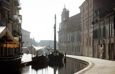 Comacchio, Emilia Romagna, Italy   #VearHausing for your vacation in Lidi Ferraresi www.vear.it