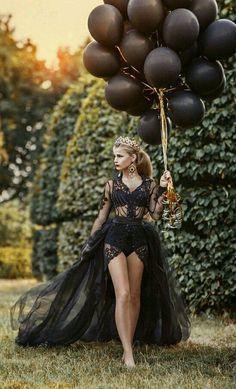 dress black gown black dress high low dress tulle dress black lace sheer transparent dress halloween costume halloween costume crown all black everything Black Wedding Dresses, Elegant Dresses, Beautiful Dresses, Prom Dresses, Lace Dresses, Black Weddings, Wedding Black, Bridesmaid Dresses, Transparent Dress