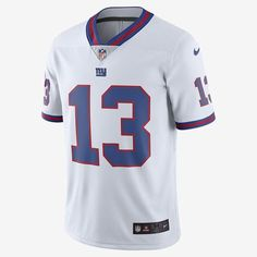 037c3d2c2 Nike Men s Football Jersey NFL New York Giants Salute to Service Limited  Jersey (Eli Manning)