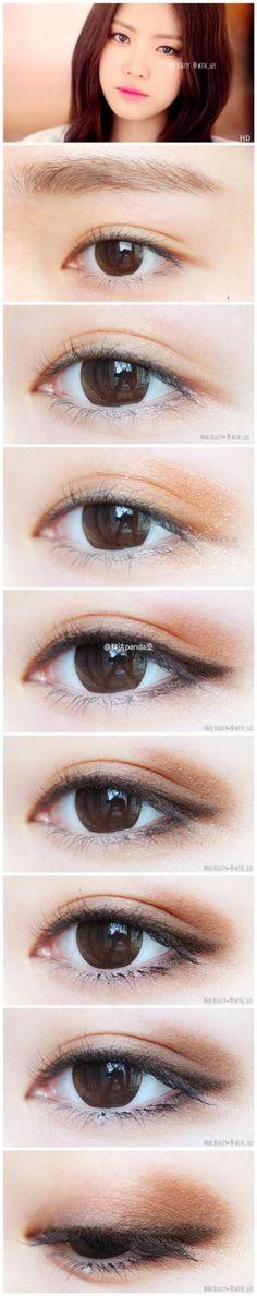 Korean Ulzzang Makeup Tutorial 2016 - Mugeek Vidalondon