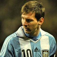 Leo Messi  Argentina national football team