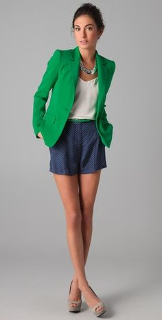 MUST have this blazer. And the rest of this outfit..