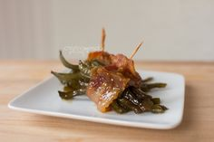 Dandelions on the Wall: Green Bean Bundles {gluten, dairy, and soy free}