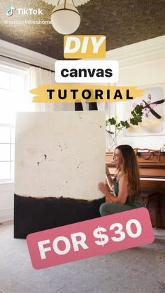 Diy Furniture Projects, Furniture Makeover, Diy Projects, Diy Home Crafts, Diy Arts And Crafts, Upcycled Home Decor, Diy Home Decor, Diy Resin Art, Diy Canvas Art