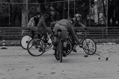 Bike Polo Carpi: session number 3