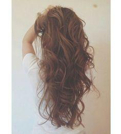 Big loose curls ♥ by GwendolynDiva