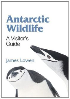 Antarctica Recommended Reading • • • Antarctic Wildlife: A Visitor's Guide, by James Lowen, turned out to be just right for taking on the trip. Usefully organized by area, it contains excellent photographs that are helpful in identifying species.