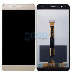 LCD & Digitizer Touch Screen Assembly Replacement for For Huawei Honor V8 - Gold @ http://www.ogodeal.com/lcd-digitizer-touch-screen-assembly-replacement-for-for-huawei-honor-v8-gold.html