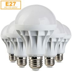 E27 Bombillas LED Lampe SMD 5730 Lamparas LED Licht 1 Watt 3 Watt 5 Watt 7 Watt 9 Watt 12 Watt 15 Watt Lampada Led-lampe E27 110 V 220 V Ampulle Kerze Luz LEDs