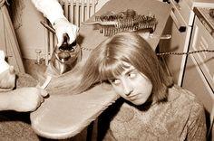 Como usar la plancha del pelo